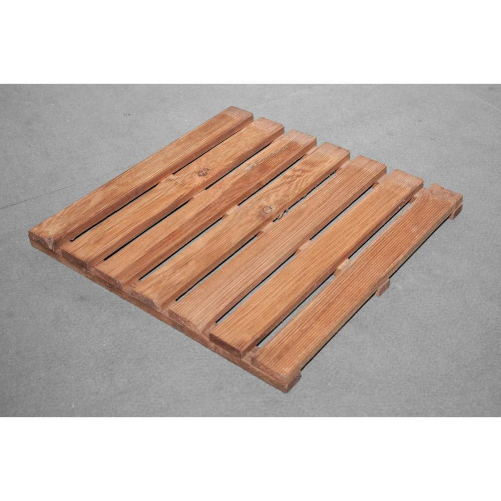 Quadrotta Brown 3,5 cm x 50 cm x 50 cm (4 quadrotte = 1 mq)