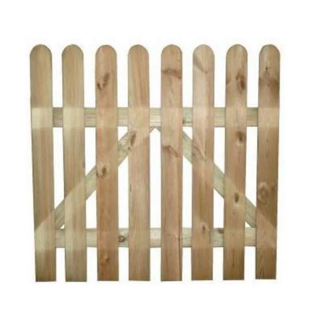 Cancellino tavoletta in legno h cm 100 - lung. 100