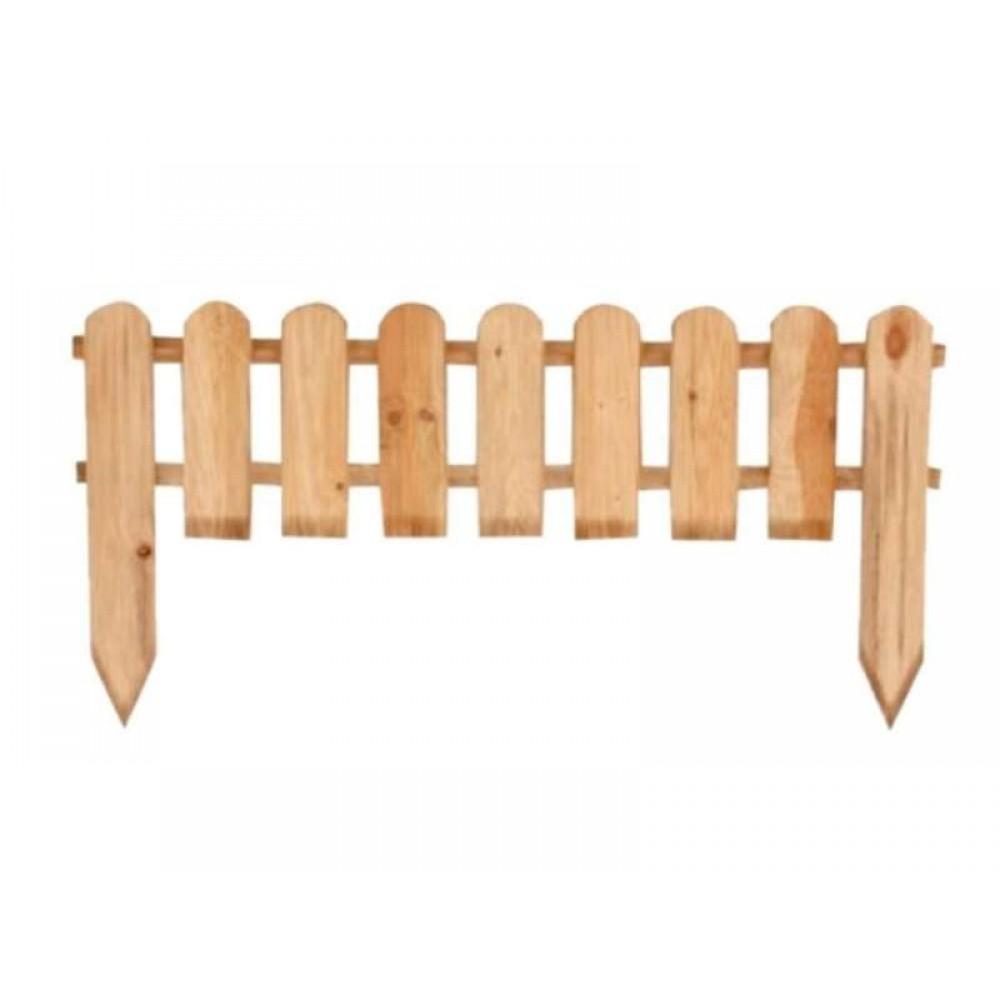 Bordura in legno Easy cm 30/45 - lung. 110