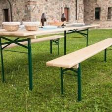 Set Ursus tavolo e panche