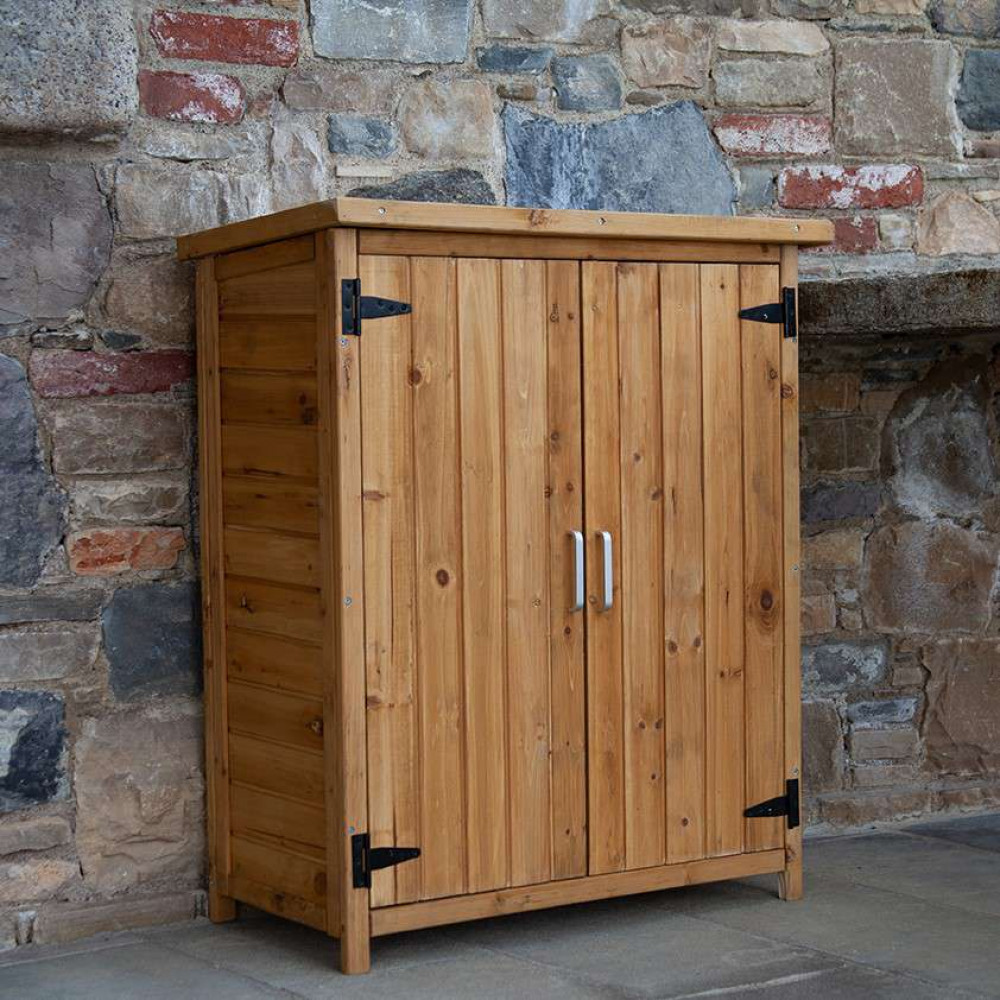 Armadio in legno Debby 70 cm x 35 cm x h 89 cm