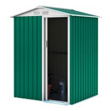 Box in acciaio zincato Iron 155 cm x 130 cm x h 186 cm