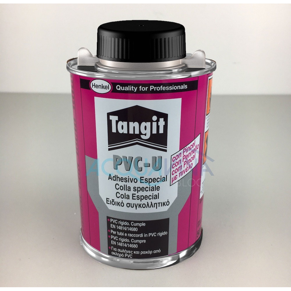Colla Tangit PVC-U con pennello 250g