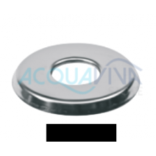 Copriflangia in acciaio inox per scalette Pools Ø45mm