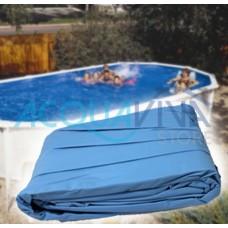 Liner PVC Gre per piscine fuori terra ovali o tonde