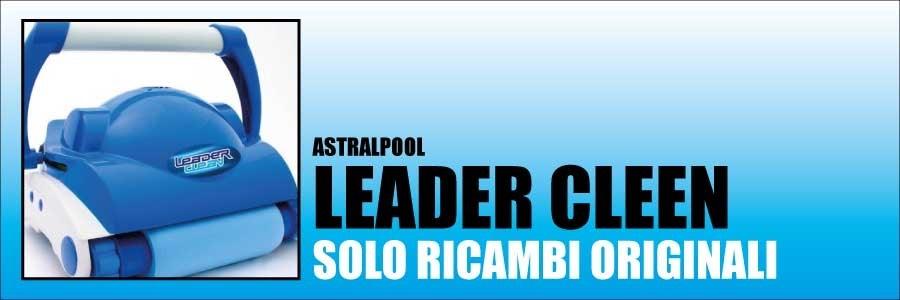 Ricambi Astralpool Leader Clean