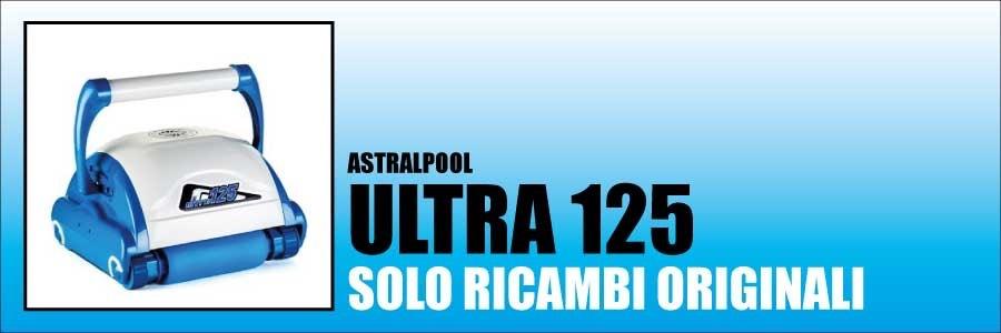 Ricambi Astralpool Ultra 125 2015