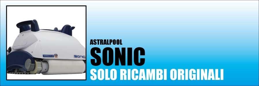 Ricambi Astralpool Sonic 4