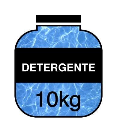 Detergente da 10kg