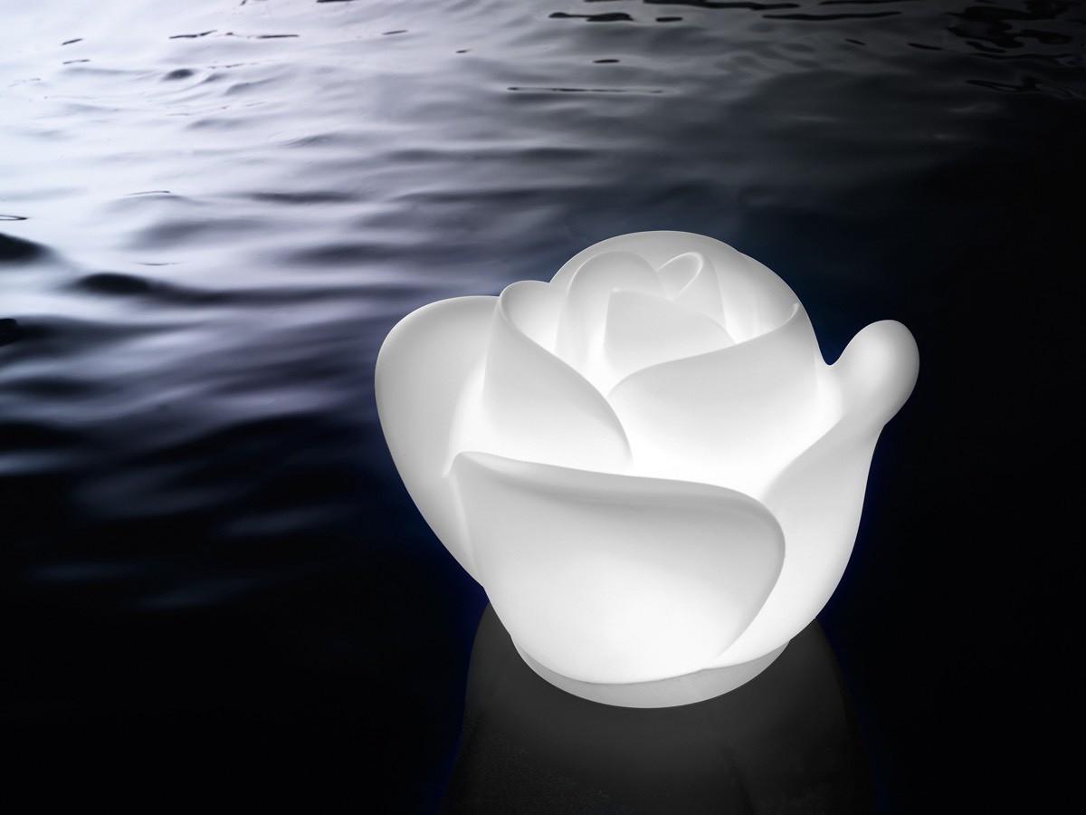 Lampada BabyLove con attivo il colore Bianco