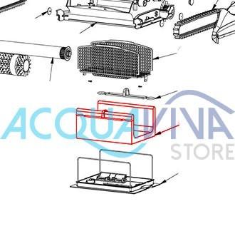 Sacchetto Filtro 70m MOBY/SWASH/SUPRE