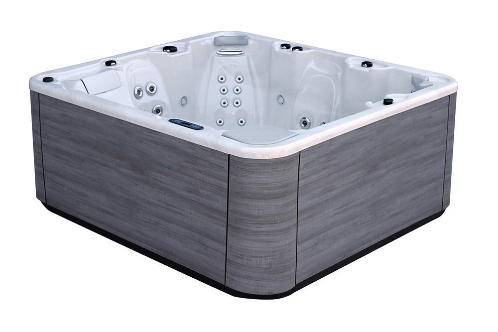 vasca spa idromassaggio select astralpool da 6 posti. Black Bedroom Furniture Sets. Home Design Ideas