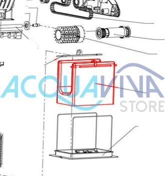Sacchetto Filtro 70 Micron