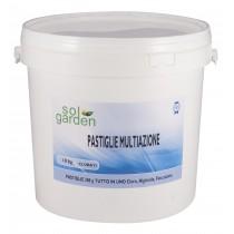 Pastiglie cloro multiazione 200g/10Kg SolGarden