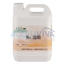 Ph- liquido 5kg per piscina