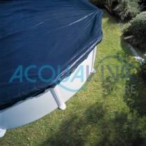 Copertura invernale per piscine fuori terra 1000 x 550cm