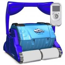 Dolphin Sprite RC Robot pulitore per piscina spazzole KANEBO