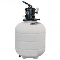 "Filtro a sabbia Millennium Astralpool Ø 430 mm Uscita 1 1/2"""