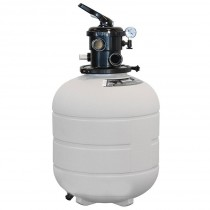 "Filtro a sabbia Millennium Astralpool Ø 480 mm Uscita 1 1/2"""