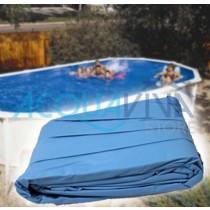 Liner PVC per piscina fuori terra Gre 625 x 375 x 120 cm