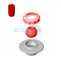 Sfera Multiflow + Ghiera per bocchetta impulsione Astralpool