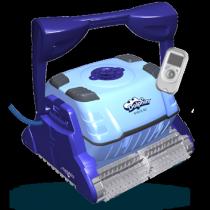 Dolphin Sprite RC Robot pulitore per piscina spazzole PVC