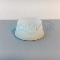Tappo scaletta da diametro 45mm colore bianco in Nylon