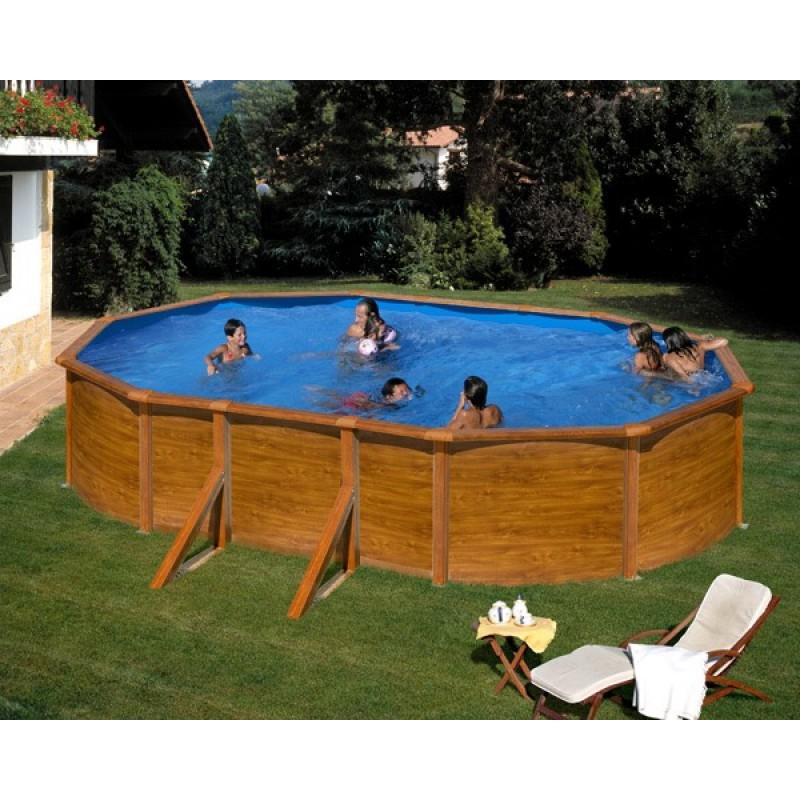 Sicilia piscina fuoriterra 500 300 h120 acquaviva store for Gre piscine ricambi