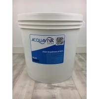 Dicloro - Cloro in polvere 25kg per piscina