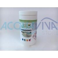 Ossigeno Pastiglie 100g Confezione da 1Kg per piscina
