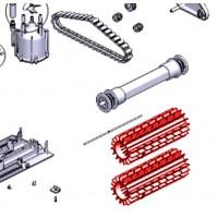Kit spazzole in PVC Astralpool