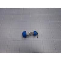Pin fissaggio manico blu serie Typhoon Astralpool