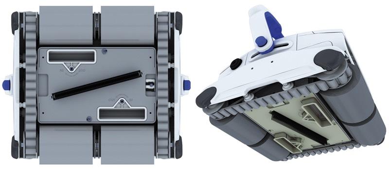 Bocchette regolabili Robot per piscina Hurricane H3 DUO AstralPool